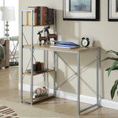 Found it at Wayfair Supply - Designs2Go Writing Desk with Bookcase