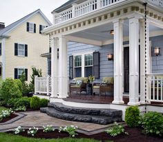 Archadeck outdoor living projects outside Boston. Chipper Hatter Architectural Photographer.