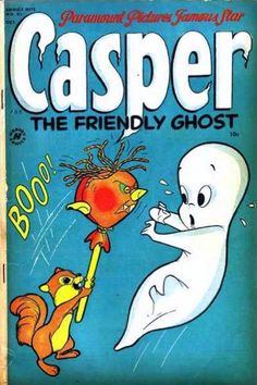 Harvey Comics Hits Casper the Friendly Ghost (Harvey, Vintage Coloring Books, Vintage Comic Books, Vintage Cartoon, Vintage Comics, Vintage Art, Cartoon Pics, Cartoon Characters, Casper The Friendly Ghost, Vintage Halloween Decorations