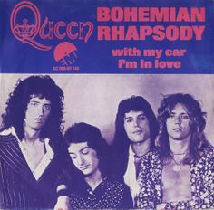 SINGLE VAN DE WEEK Queen - Bohemian Rhapsody  Uitgebracht in 1975 met als hoogste notering een 1e plaats in de Top 40.   En welke Queen single had jij?   Dit is het originele promo video: https://www.youtube.com/watch?v=fJ9rUzIMcZQ&list=PLpJgc39WxNAEx8lXjQyc87W0g3_axDiMU