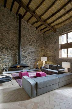 designer haus - wohnzimmer