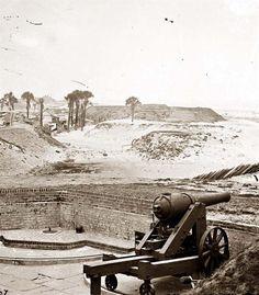 Fort Moultrie, Sullivan's Island, Charleston, SC