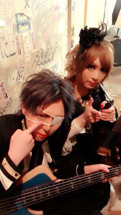 Hizaki and rucy Versailles, Dreadlocks, Hair Styles, Beauty, Hair Plait Styles, Hair Makeup, Hairdos, Haircut Styles, Dreads