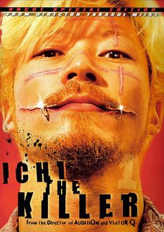 Ichi the Killer by Takashi Miike (not for the faint of heart)