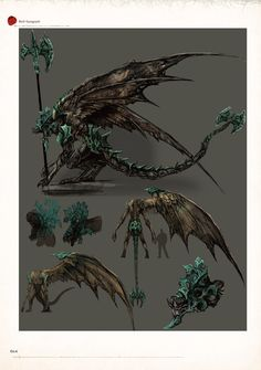 Dark Souls - Gargoyle