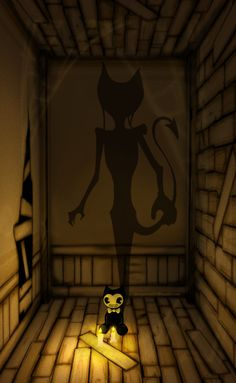 Tiny bendy is adorable. Big bendy..... uh, idk about that one.