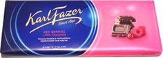 Item No.56-401538 - Red Berries Milk Bar 200g