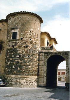Barresi-Branciforte Castle in  Militello in Val di Catania - Sicily, Italy