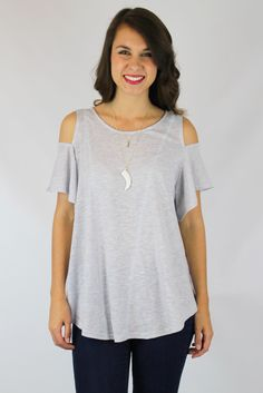 comfy and casual tee $27 | Truly Yours Boutique
