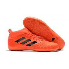 separation shoes eb2ef 243e0 Billiga fotbollsskor丨rea på fotbollsskor med strumpa på nätet. Adidas ACE  17.3 Primemesh IN Fotbollskor Orange Svart
