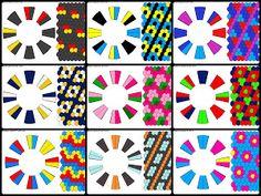 Descubre cómo elaborar pulseras con discos de kumihimo y aprende a interpretar los diagramas.
