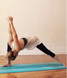 Chill Yoga: yoga poses geared toward lowering anxiety levels by grounding and stilling the mind.
