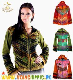 ★ Hanorac hippie bumbac Nepal cu aplicații handmade si glugă lunguiață in stoc la Haine Hippie ★  ✿ http://www.hainehippie.ro/64-hanorace-pulovere-poncho?p=2 ✿ Transport GRATIS la 2 produse din: haine, şaluri, genţi ✿ Livrare în ţară în 24h ✿ www.facebook.com/hainehippie