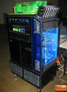Computer cases   Best Case Mods of Quakecon 2010 - The Tool Box PC and The Monster PC ...