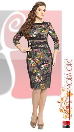 Мода-Юрс. Модель 2002. Белорусский трикотаж. Женская одежда. http://modaurs.by/collektion_htm/osen_zima/2002.html http://vk.com/modaurs http://www.odnoklassniki.ru/zhensk https://www.facebook.com/moda.urs  размер: 48-52 длина платья: 106 см (ниже колена • below the knee)  материал: платье полиэстер 92% эластан 8%