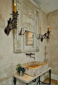 French rustic