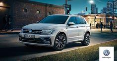 Una nueva generación de SUV. Descubre el nuevo Tiguan ahora mismo en www.tiguan.com #VWTiguan