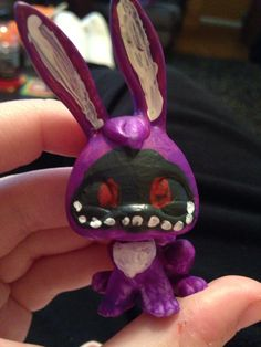 My custom LPS Withered Bonnie