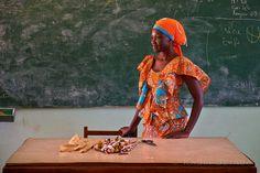 "Senegal | ""Graceful"" by Kasia Sztaba"
