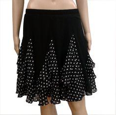 Glamour Dance Latin Skirts