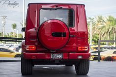 mercedes g wagon white | Mercedes Benz | Rare Cars for Sale Blog