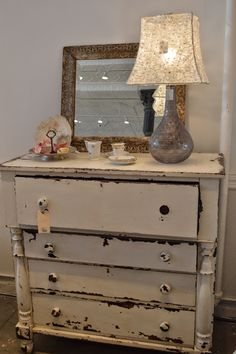 Rosemary and Thyme: A Visit to Rachel Ashwell's Shabby Chic Store in New York