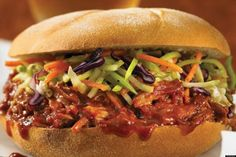 Pulled Pork in slow cooker, this recipe is SO good!!