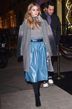Dressed for Nina Ricci in Paris.