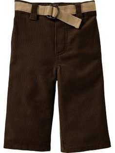 Belted Cords for Baby