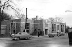 Public Library - Ottawa South in the 50s