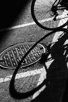 davidsimonton:Bicycle, from Mono, Photo by Ralph Gibson