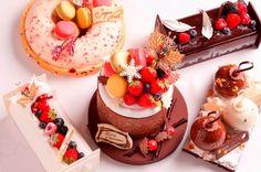 【3時のおやつ】「ハイアット リージェンシー 東京」の新作クリスマスケーキ&アルザススイーツ! - 最新写真ニュース ロンドン2012 - Infoseek ニュース