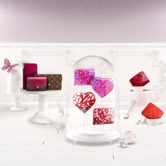 Women's small leather goods, Created to be irresistible, by Louis Vuitton