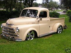 1950 Dodge Pilothouse Pick-Up