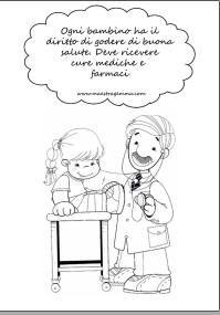 Blog scuola schede didattiche scuola dell 39 infanzia la maestra linda schede didattiche da for Maestra gemma diritti dei bambini