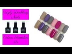 New video up on my Dixie Girlxox YouTube channel.   Ugly Duckling Nails Colour Swatches #4  #uglyduckling, #uglyducklingaustralia, #gelpolish, #cremeshades, #nowipetopcoat, #mattetopcoat, #uglyducklingnails, #uglyducklingnailsaustralia, #gelpolishswatches, #firstimpressions, #howtoapplygelpolish, #professionalbrand, #gelnails, #gelnailart, #gelpolishmanicure