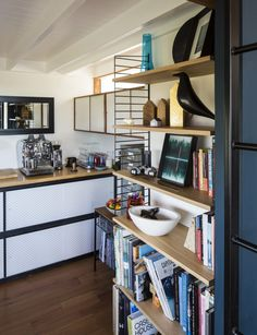 A bach-style studio with gob-smacking views of Wellington -