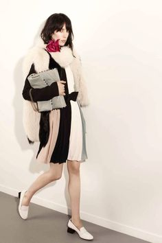 Lanvin Resort 2015. xx Dressed to Death xx #inspiration #style #fashion #model #collection