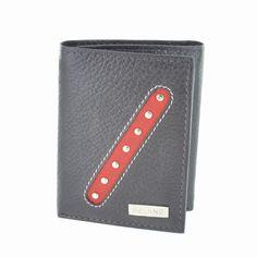 Faddism Belano Fashion Men's Trifold Wallet