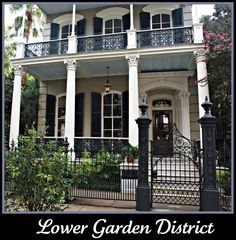 New Orleans Homes And Neighborhoods Spring In New