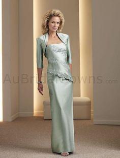 Resultado de imagem para De Renda Longo Mãe Da Noiva Terno casamento Vestidos Vestidos Vestidos De Noite Jaqueta- mostrar título no original