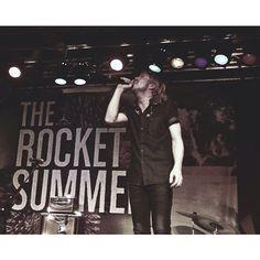 The Rocket Summer!