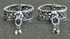 Metal Toe Ring (Metal))