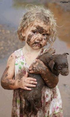 """elhamzh: """"Muddy love at Newry Amazing World beautiful amazing """""""