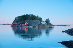 Grimstad, Norway: my grandparents used to go into town here for the bakery, the butcher and an ice cream or sweets for me...good memories!