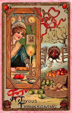 Joyous Thanksgiving