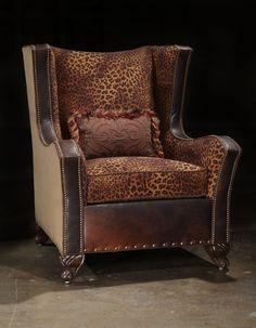 Paul Robert Larkin chair