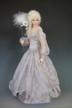 Masquerade — Diane Keeler.... I love it, except for the fabric on top and the dreary color.