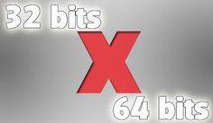 Qual a diferença entre sistemas de 32 e 64 bits? - http://www.blogpc.net.br/2010/03/diferencas-entre-sistemas-de-32-e-64.html #32bits #64bits