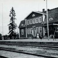 Haapajärvi railway station